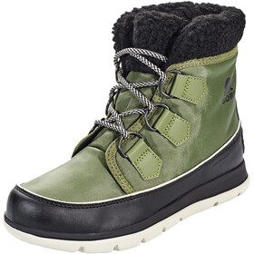 Sorel Expl**** Carnival Laarzen Dames, hiker green/black